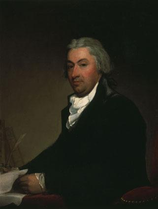 Robert Livingston - Gilbert Stuart