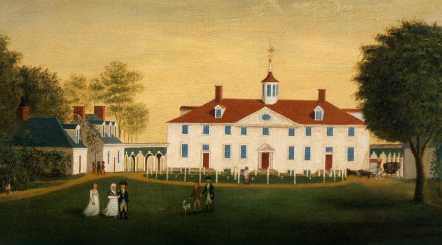 George Washington's estate, Mount Vernon