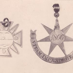Philolexian Society Pendants