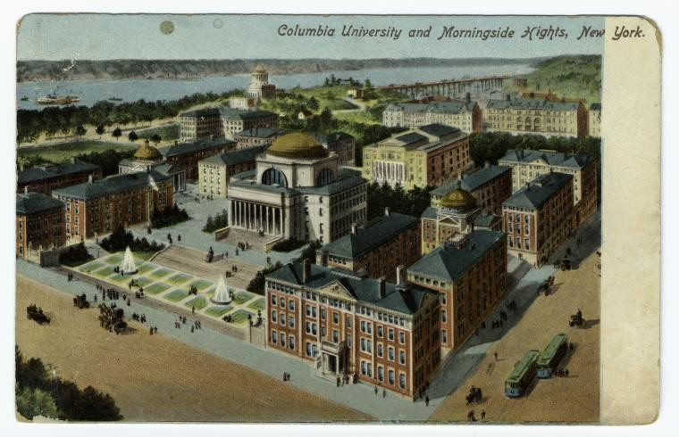 Columbia University and Morningside Heights, New York